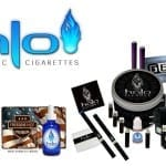 Halo Electronic Cigarettes and American Made E-Juice